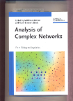 Analisis of Complex Networks